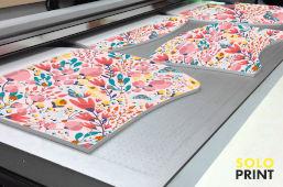 UV печать на фанере